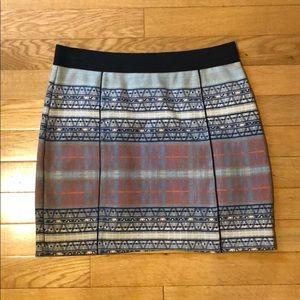 XXI Aztec Multicolored Mini skirt